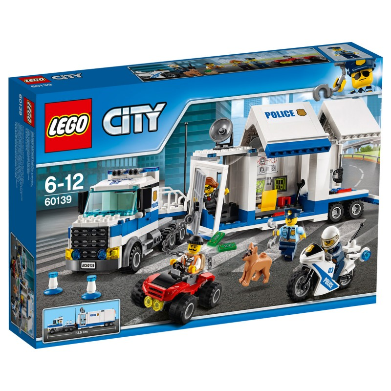 Mobile Einsatzzentrale Lego City,