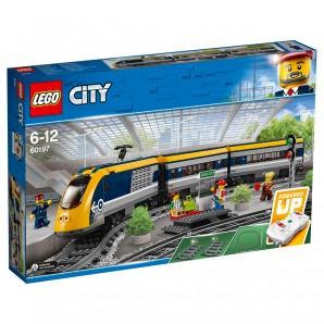 Personenzug Lego City Eisenbahn