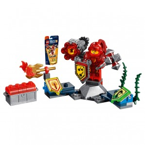 Ultimative Macy Lego Nexo Knights