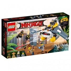 Mantarochen-Flieger Lego Ninjago,