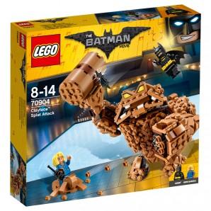 Clayface: Matsch-Attacke Lego Batman Movie