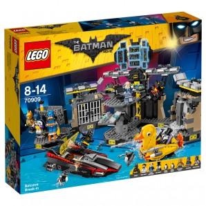 Batcave-Einbruch Lego Batman Movie