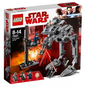 First Order AT-ST Lego Star Wars