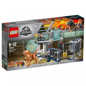 Ausbruch des Stygimoloch Lego Jurassic World
