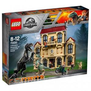 Indoraptor - Verwüstung