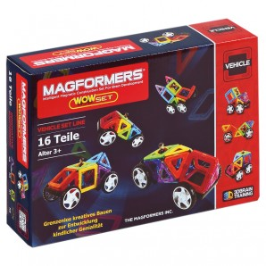 Magformers Wow Set 16 Teile