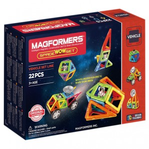 Magformers Space Wow