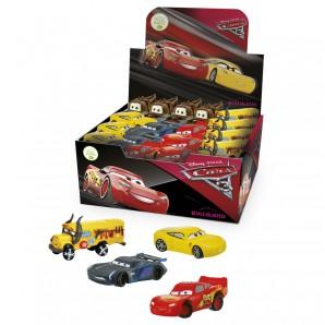 Cars 3, 24 Figuren ass. 6-9 cm,