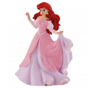 Arielle im rosa Kleid 9.5 cm,