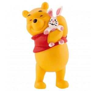 Winnie Puuh mit Häschen 6.3 cm
