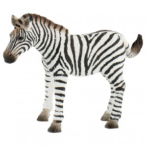 Zebrajunges 8 cm,