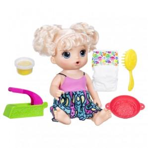 Baby Alive Leckerschmecker i italienische Version