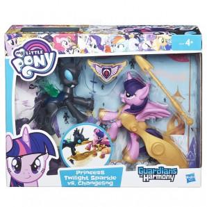 My Little Pony Gut gegen Bös Guardians of Harmony