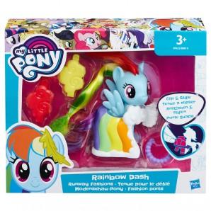 My Little Pony Modenschau Ponys,