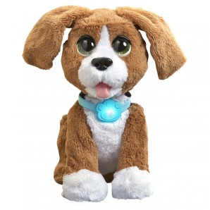 FurReal Friends Benni Beagle bellt,