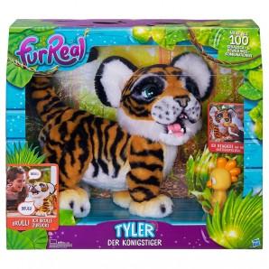FurReal Friends Tyler Tiger brüllt und bewegt sich