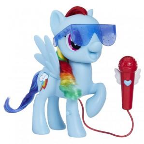 Singende Rainbow Dash f