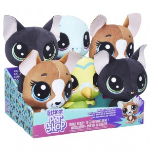 Littlest Pet Shop Wackelköpfe