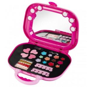 Kosmetikkoffer mit Licht Princess Coralie,
