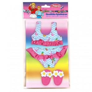 Flamingo-Bikini 35-45 cm