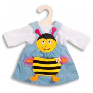 Bienenkleid klein Gr. 28-35 cm
