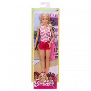 Barbie Reality-Puppen ass. Eiskunstläuferin,