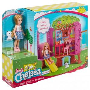 Barbie Chelsea Baumhaus