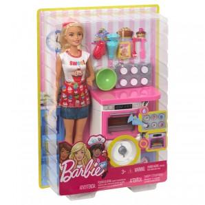 Barbie Bäckerin Spielset