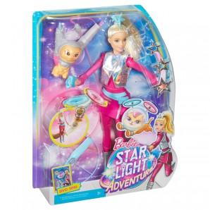 Barbie und fliegende Katze Das Sternenlicht-Abenteuer