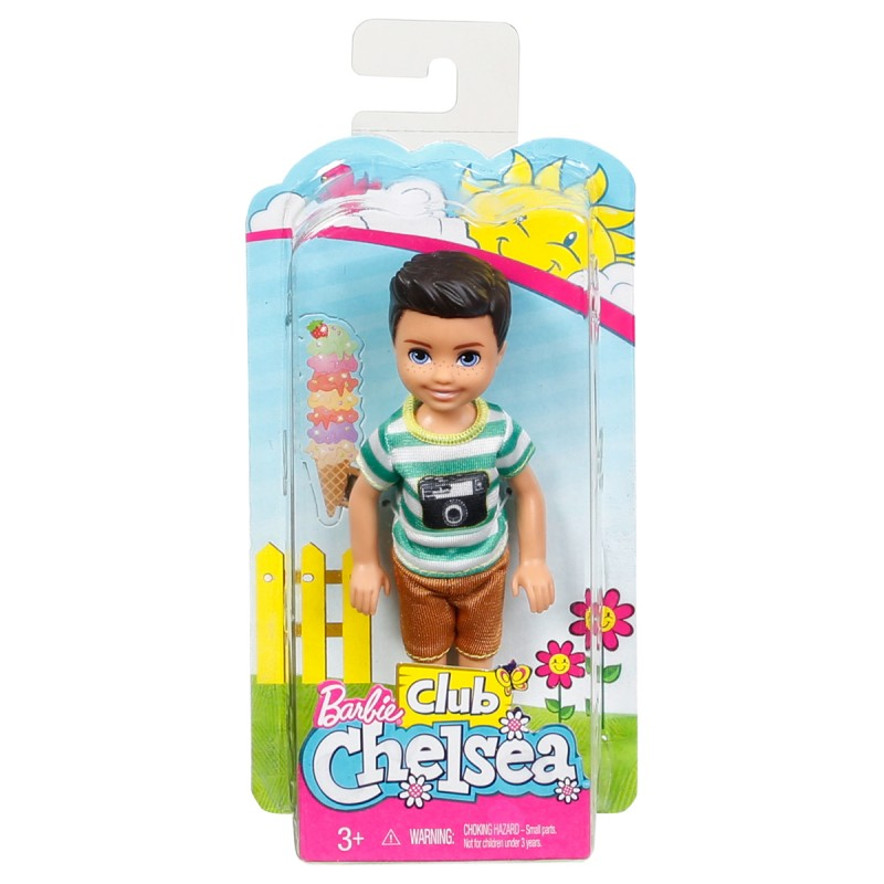 Chelsea assortiert mit Zubehörteil aus Karton
