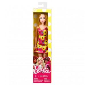 Barbie Chic 3-fach ass. mit Halskette und Schuhen