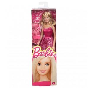 Barbie Glitzerkleid Puppen 3-fach assortiert