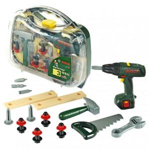 Werkzeugkoffer Bosch 17 Teile,