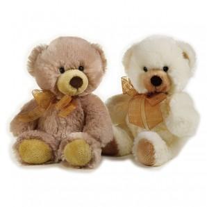 Teddybär 24cm 2 fach ass.