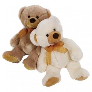 Teddybär 38cm 2 fach ass.