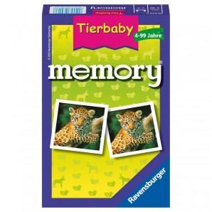 Memory Tierbaby, d ab 4 Jahren,