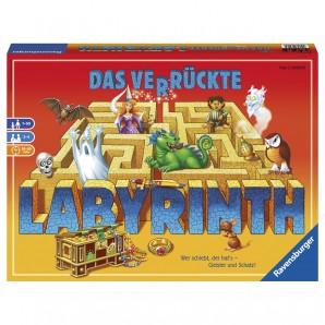 Das verrückte Labyrinth, d ab 7 Jahren,