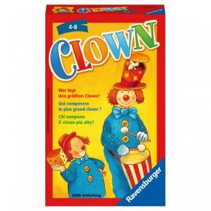 Clown, d/f/i ab 4 Jahren,