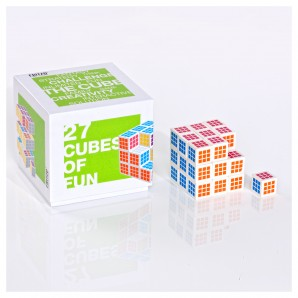 Fritzo Cube 27 Würfel 20mm