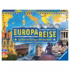 Europareise, d ab 10 Jahren,