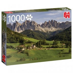 Puzzle Dolomiten Italien
