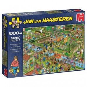 Puzzle Der Gemüsegarten 1000 Teile