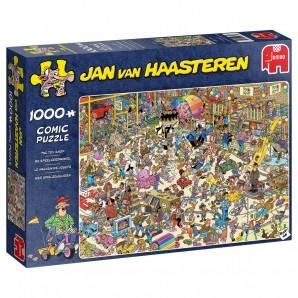 Puzzle Das Spielzeuggeschäft