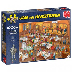 Puzzle Das Dart-Turnier