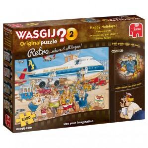 Puzzle Wasgij Retro Original Nr.2