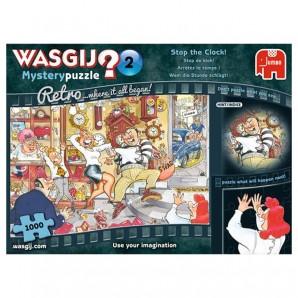 Puzzle Wasgij Retro Mystery Haltet den Dieb!