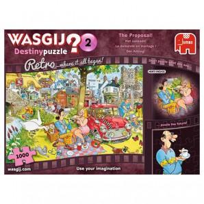 Puzzle Wasgij Retro Destiny Nr.2