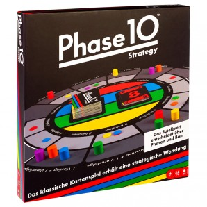 Phase 10 Strategy d