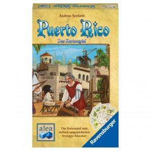 Puerto Rico- Kartenspiel  D