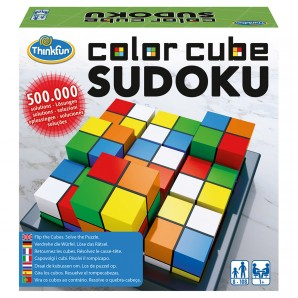 Color Cubes Sudoku d/f/i